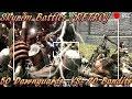 Skyrim Battles RETRO 50 Dawnguards Vs 70 Bandits Legendary Settings mp3