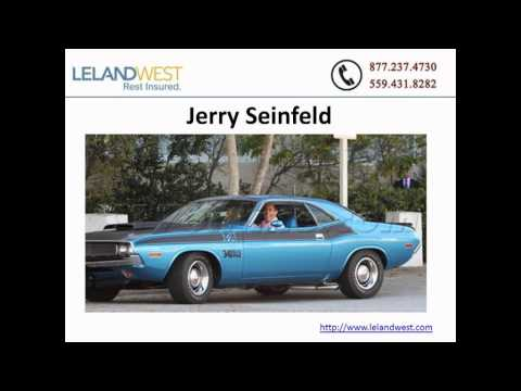 Top 6 Celebrities Fond of Collecting Classic Car