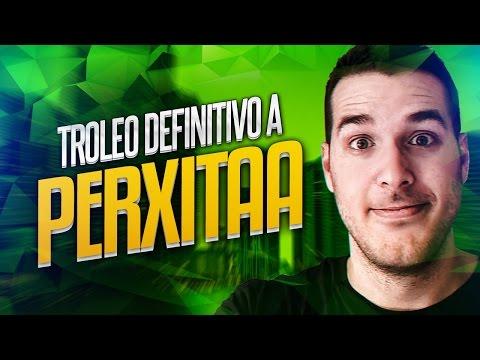 TROLEO DEFINITIVO A PERXITAA