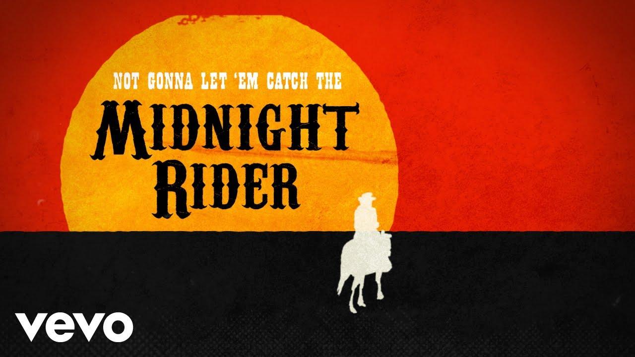 "Gregg Allman - ""Midnight Rider""のLyric Videoを公開 新譜「Laid Back」Deluxe Edition 2019年8月30日発売 Demo、Early Mixなどボーナストラック26曲追加収録 thm Music info Clip"