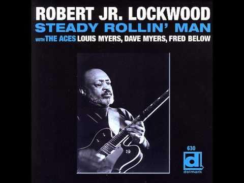 Robert Lockwood , Jr - Blues And Trouble