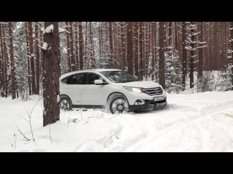 Honda CR-V 2013. Премьерный тест-драйв