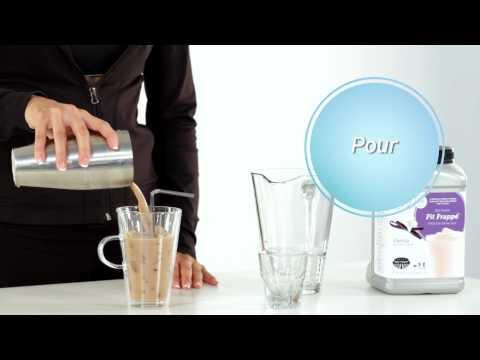 Cafe Coffee Day Crunchy Frappe Recipe