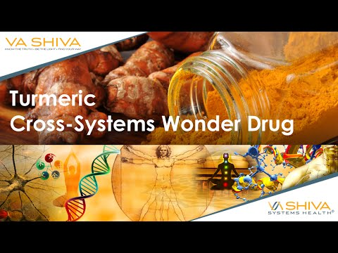 Systems Health Course Lecture Turmeric Cross Systems Wonder Drug