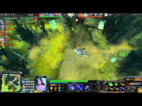 HGT vs LGD.int, WPC-ACE League, Week 6 Day 4, game 2