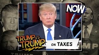 Trump vs. Trump: Evolving Positions Over The Years | Meet The Press | NBC News