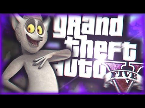 Król Julian Gra W GTA V PC!