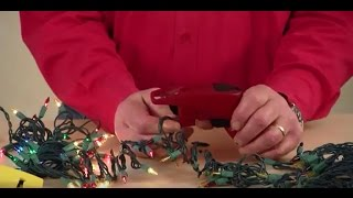 How To Repair Holiday Lights - Ace Hardware