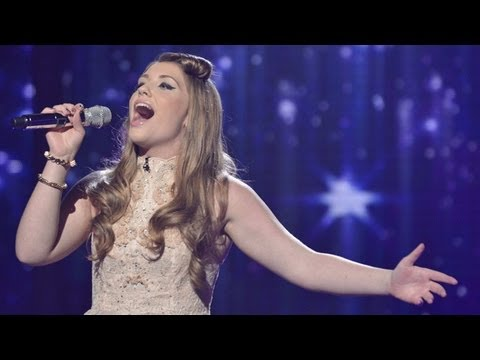 Ella Henderson sings Take That's Rule The World - Live Week 1 - The X Factor UK 2012