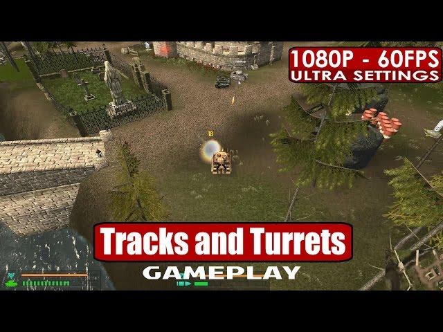 Руководство запуска: Tracks and Turrets по сети