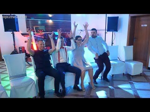 Wygibasy - Najlepsza Zabawa Weselna - Wiwat Para Młoda - Zespół Muzyczny Nevada