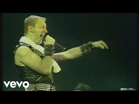 Judas Priest - The Green Manalishi Live