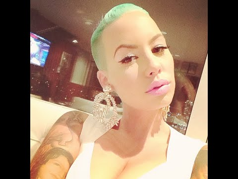 Amber Rose Speaks On Twerking On Chris Brown video
