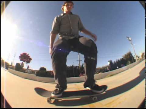 Shane O'neill basic flatground tricks