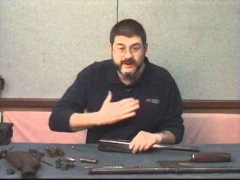 Ithaca Model 37 Pump Shotgun D&R Course Disassembly and Reassembly AGI 7124