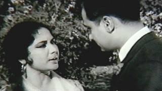 Dharmendra, Meena Kumari In love - Purnima Scene 4/13