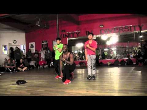 "2 AMAZING Kids dancing !  Ludacris ""How Low"" - Willdabeast Adams Choreography"
