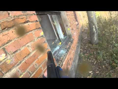 Пейнтбол ( штурм ) пистолет tippmann tpx