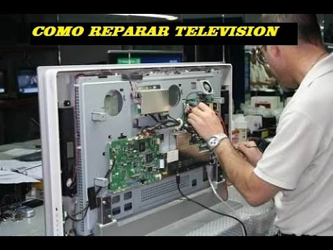 Reparar Televisor Lcd No Enciende Samsung LG Sony