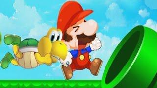ВЕСЕЛАЯ ПОГОНЯ за SUPER Mario - Мультик ИГРА для детей