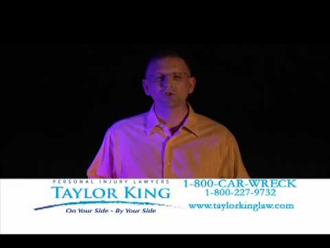 Taylor King Law - Personal Injury Lawyer - Arkansas - Rules of the Road - Alcohol 08-2009