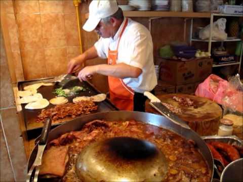 Taquerias Mexico City