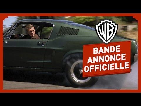 BULLITT - Bande Annonce Officielle (VF) - Steve McQuenn / Ford Mustang