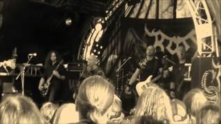 ROOT - Hřbitov - live at Hammer Open Air 2012, Lieto (FINLAND), 21st July