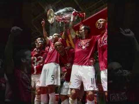 Manchester United We AreThe Champions!!!