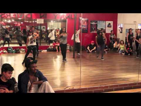 Karon Lynn | Ciara body Party video