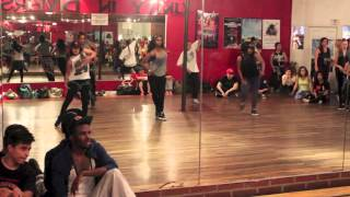 "Karon Lynn | Ciara ""Body Party"""