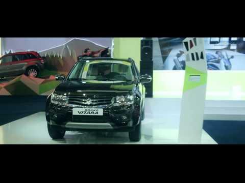Обзор Suzuki Grand Vitara