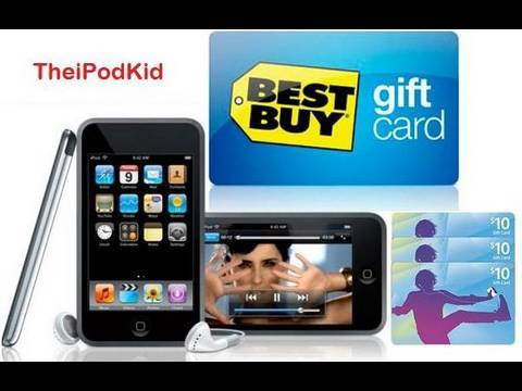 iPod Touch Giveaway... Sponsored by Enflick (AR#95)