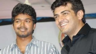 Vijay and Ajith In Shankar