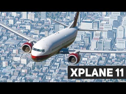 XPLANE 11 #2: Flug vom Flughafen Weeze mit der Boeing 737-800!  | Flug-Simulator