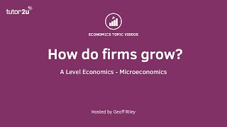 why do firms grow Revenue growth isn't a strategy, it's a result so why do some companies grow and some don't does following best practices in strategy, marketing.