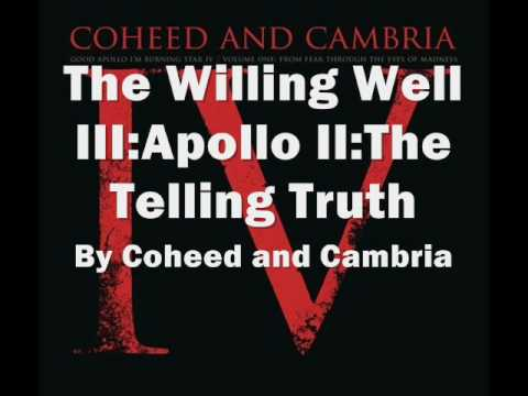 Coheed & Cambria - The Willing Well Iii Apollo I The Telling Truth