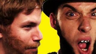 Abe Lincoln vs Chuck Norris. Epic Rap Battles of History