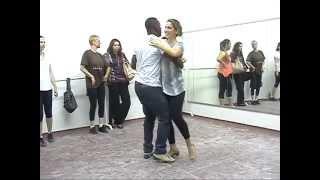 Pagode, Aula de Dança com o prof. Heraldo Matias