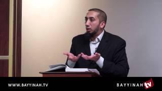 Ustadh Nouman Ali Khan - Why Do Bad Things Happen (Khutbah 04-25-14)