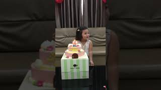 Happy 3rd birthday mika baby My unica hija 😍