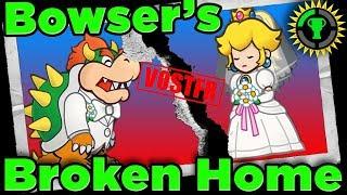 Game Theory VOSTFR - La Famille Brisée de Bowser