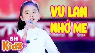 Vu Lan Nhớ Mẹ ♫ Candy Ngọc Hà ♫ Thần Đồng Âm Nhạc Việt Hát Rung Động Bao Trái Tim