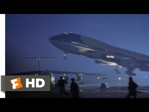 Hijacking Air Force One - Air Force One (1/8) Movie CLIP (1997) HD