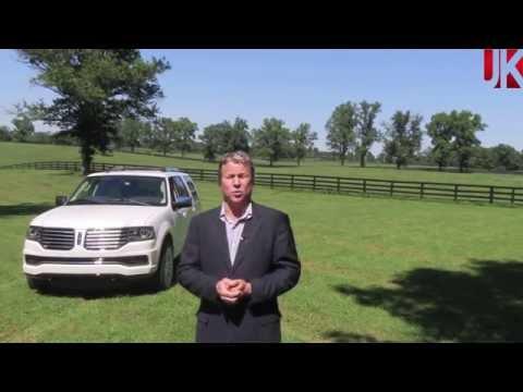 Jorge Koechlin presenta la nueva Lincoln Navigator 2015