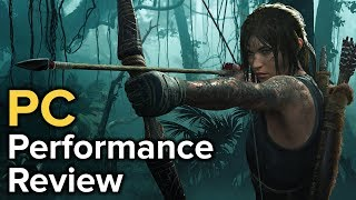 Shadow of the Tomb Raider PC Performance - AMD vs NVIDIA
