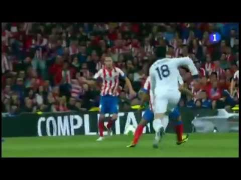 Real Madrid vs Atletico Madrid 1-2 | Copa del Rey | Final | Goals | 17/05/2013