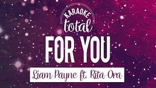 Download Lagu For You - Liam Payne ft. Rita Ora - Karaoke con coros - Backing vocals version Gratis STAFABAND