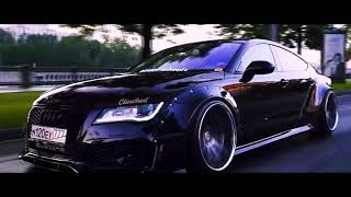 NVTE - Lovell [Bass Boosted] Audi A7 Showtime 2019