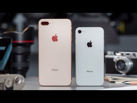 Iphone 8 And 8 Plus Review